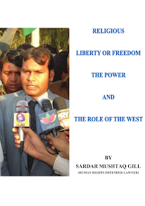 THE BOOK:RELIGIOUS LIBERTY OR FREEDOM,THE POWER AND THE ROLE OF THE WEST