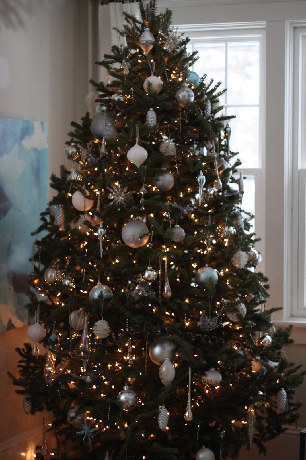 Modern Jane Our Christmas Tree