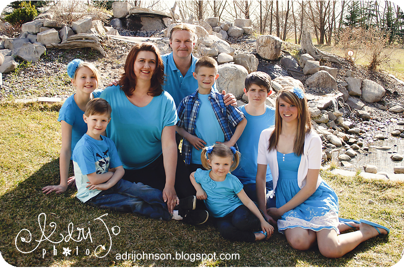 Family Photos - Ririe Idaho - Adri Jo Photo
