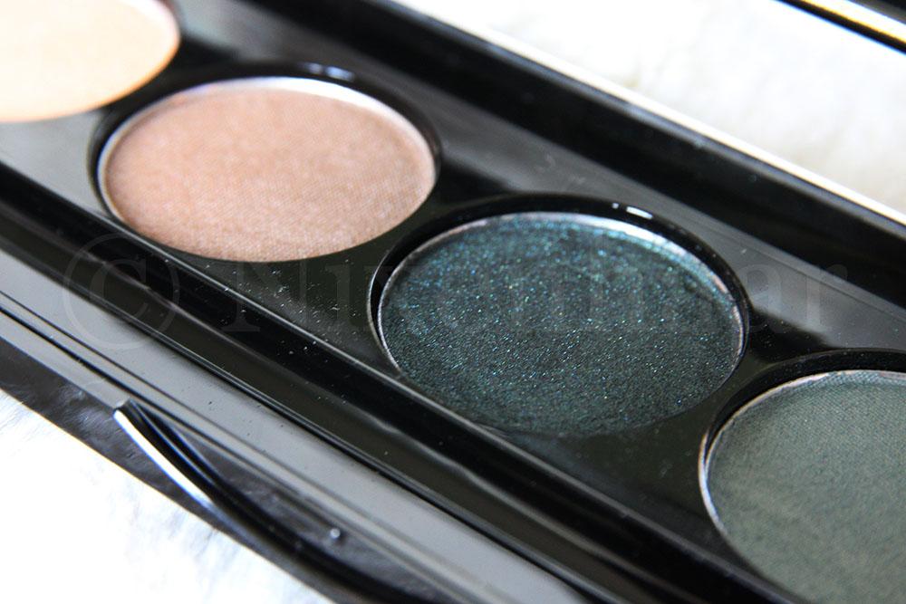 Zuii Organic Eyeshadow Palette Radiance.