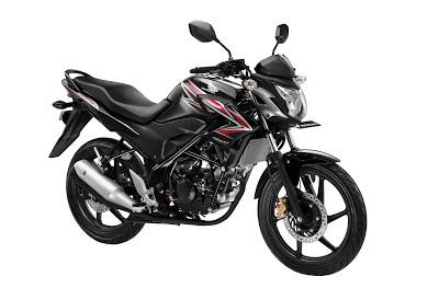 Honda CB150R Astro Black