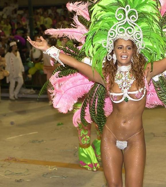 Rio Carnival 2000, Viviane Araujo