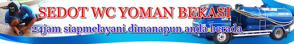 Jasa sedot WC / Limbah Bekasi