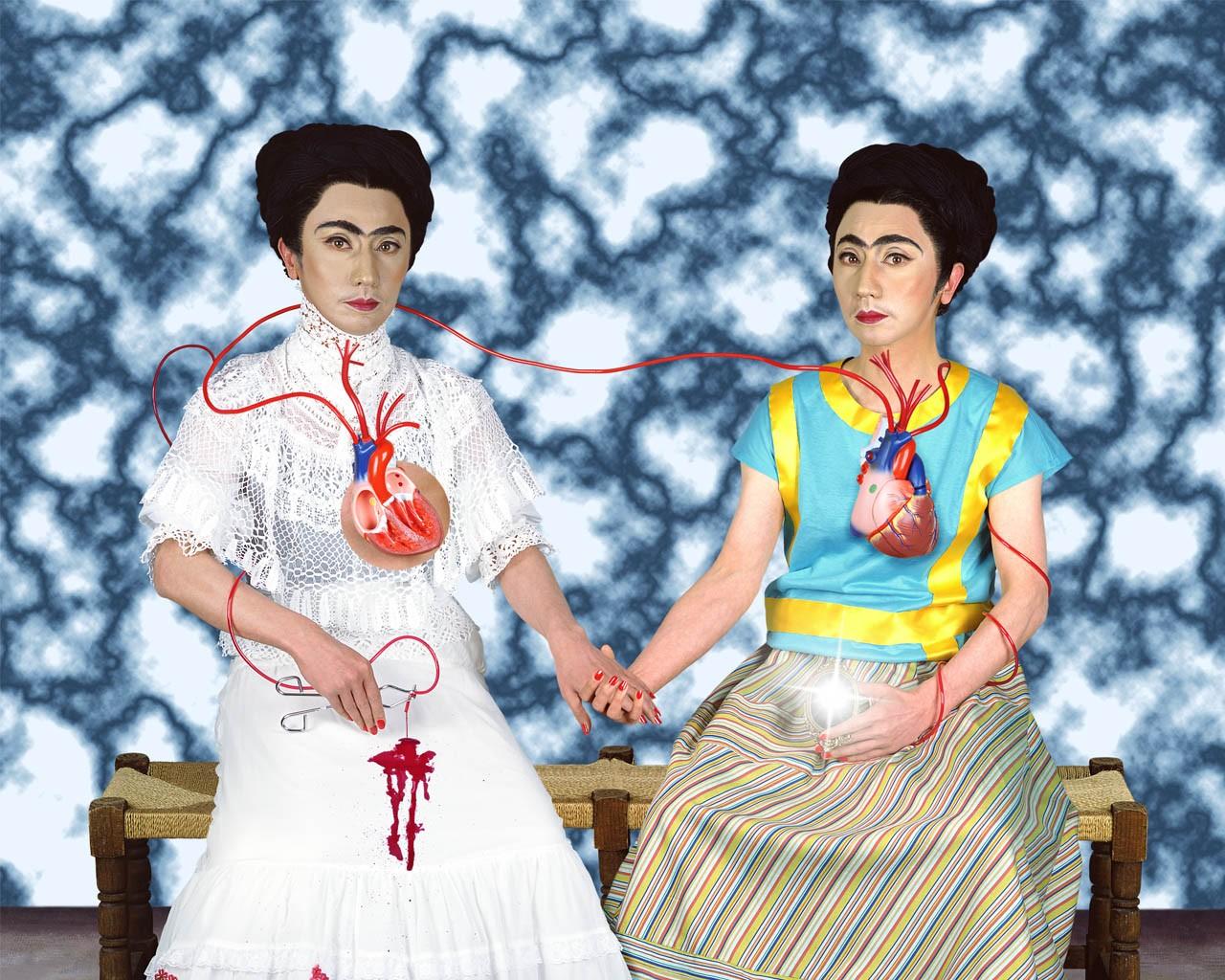 Frida Kahlo or Rembrandt
