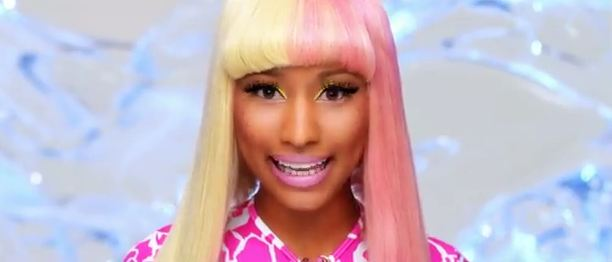 nicki minaj super bass video premiere. Video premiere of Super Bass