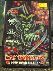 TRUE THRASH FEST-HIRAX,VIOLATOR,ABIGAIL,FASTKILL etc...