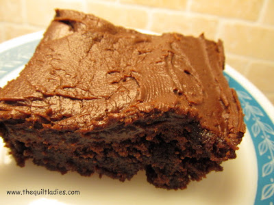 brownie recipe with cocoa
