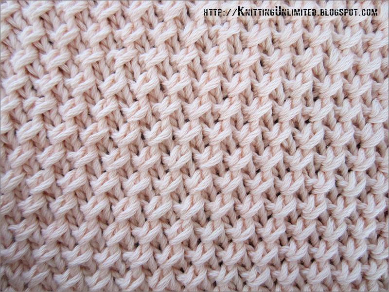 Loop stitches are rarely used in published knitting patterns, yet they can give a new dimension to your creativity with knitting.