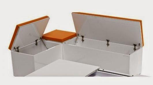 Carpinter a de dise o bancos ba les a medida personalizados for Medidas banco cocina