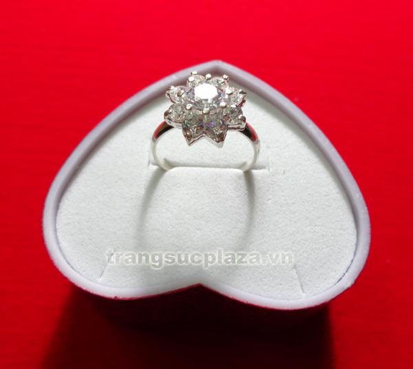 Nhẫn bạc nữ NN119