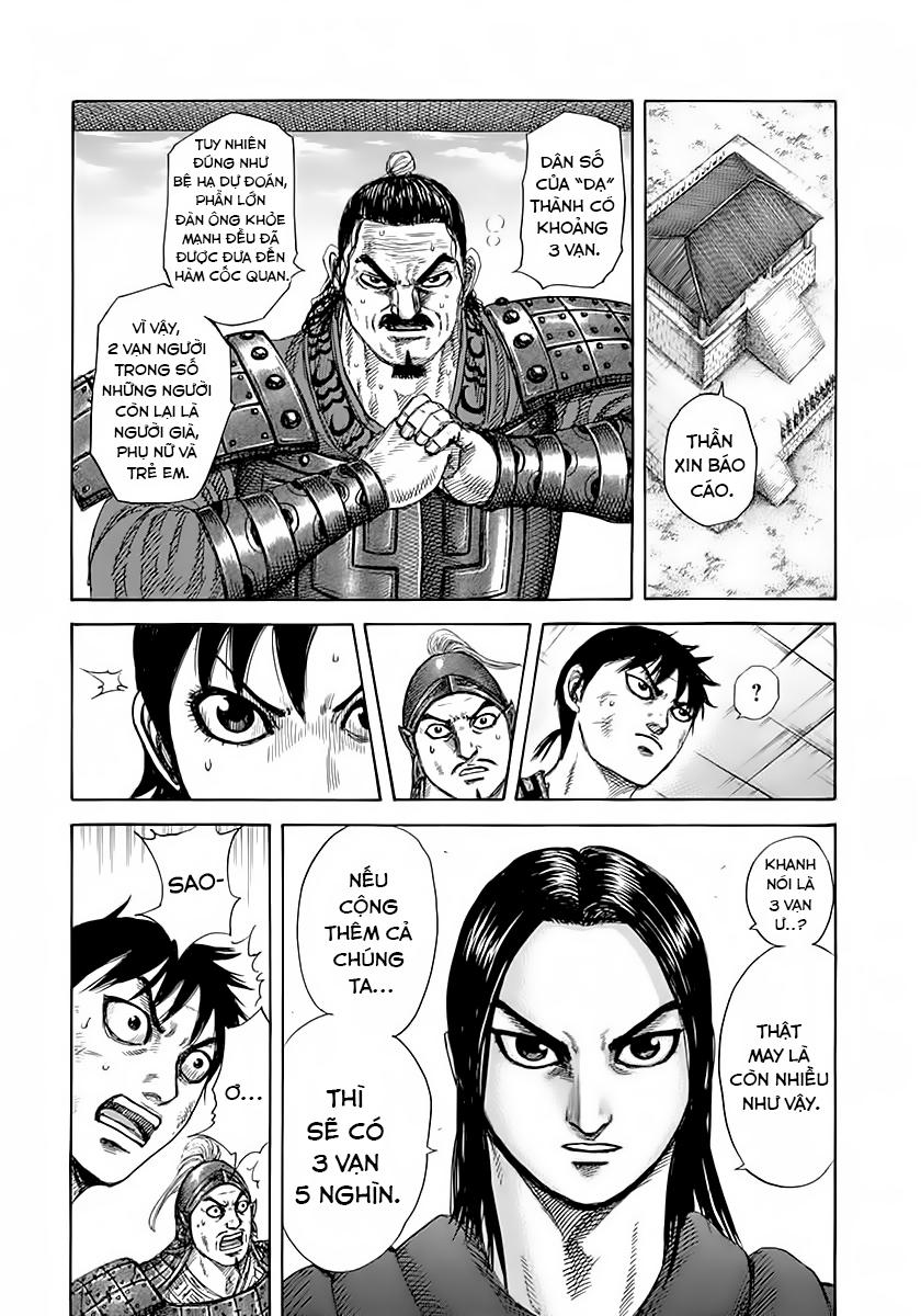 Kingdom - Vương Giả Thiên Hạ Chapter 329 page 15 - IZTruyenTranh.com