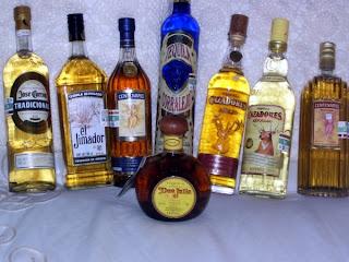 Tequila ist das mexikanische Nationalgetränk