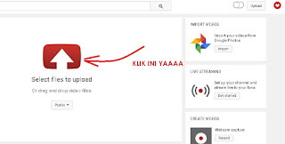 Cara Meng-upload video ke Youtube2