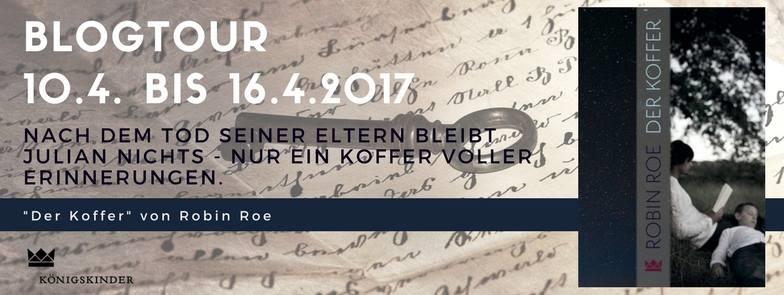 Blogtour 10.04. - 16.04.2017
