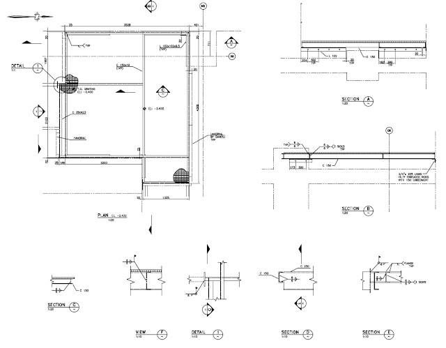 CAD Drafting Services: AutoCAD Drawings Samples