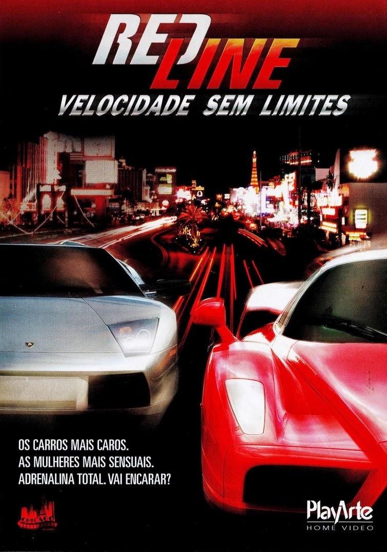 Red Line: Velocidade Sem Limites – Dublado (2007)