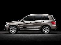 New 2012 Mercedes Benz GLK X204 Make-Over Origin Image
