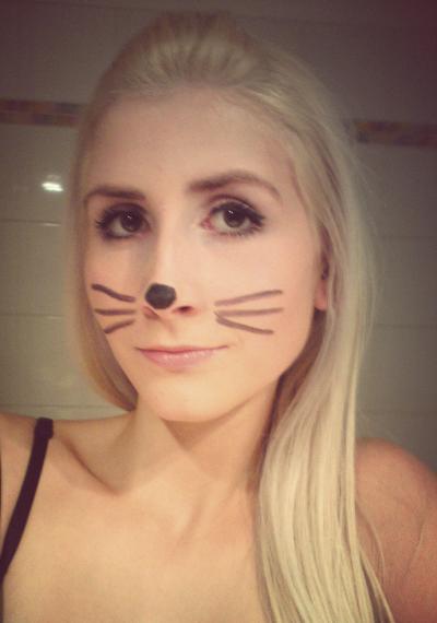 Le blog de lilimignonne novembre 2012 - Maquillage chat simple ...