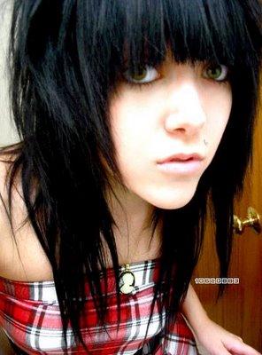 short hair styles emo hairstyles
