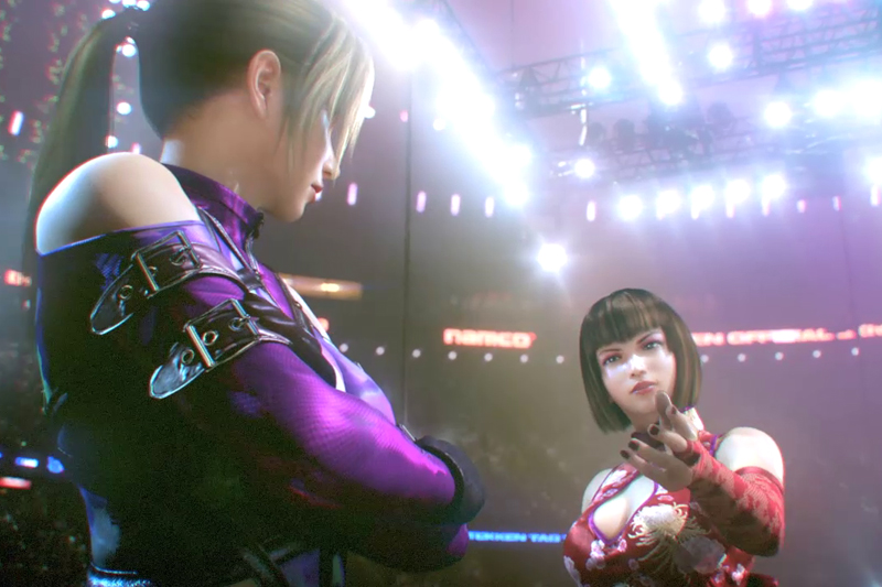 Tekken CGI Movie Intro