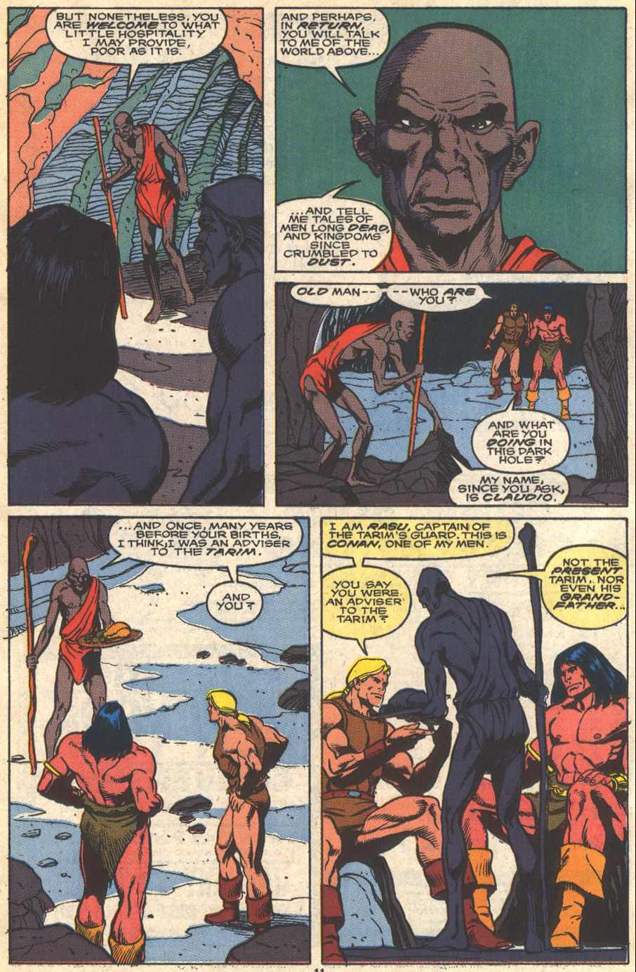 Conan the Barbarian (1970) Issue #229 #241 - English 9
