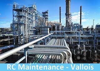 Vallois Rc Pro Maintenance Industrielle