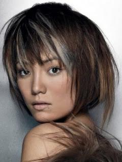 medium hairstyle trend 2012