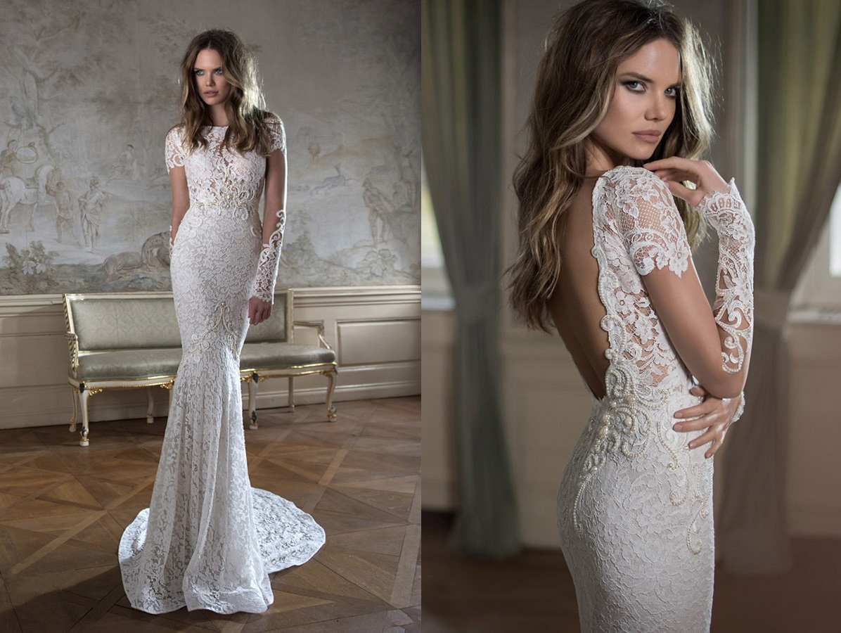 Shenaniganska october 2015 for Skin tight wedding dresses