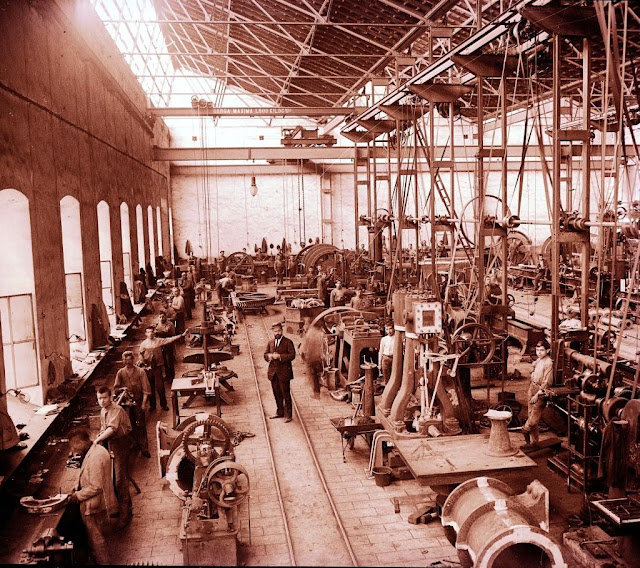 Industrializacion y economia