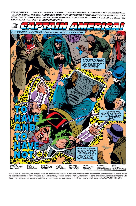 Captain America (1968) Issue #418 #367 - English 2