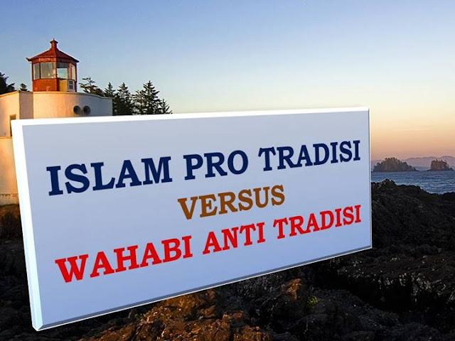 islam mentolerir tradisi