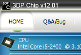 3DP Chip Screenshot