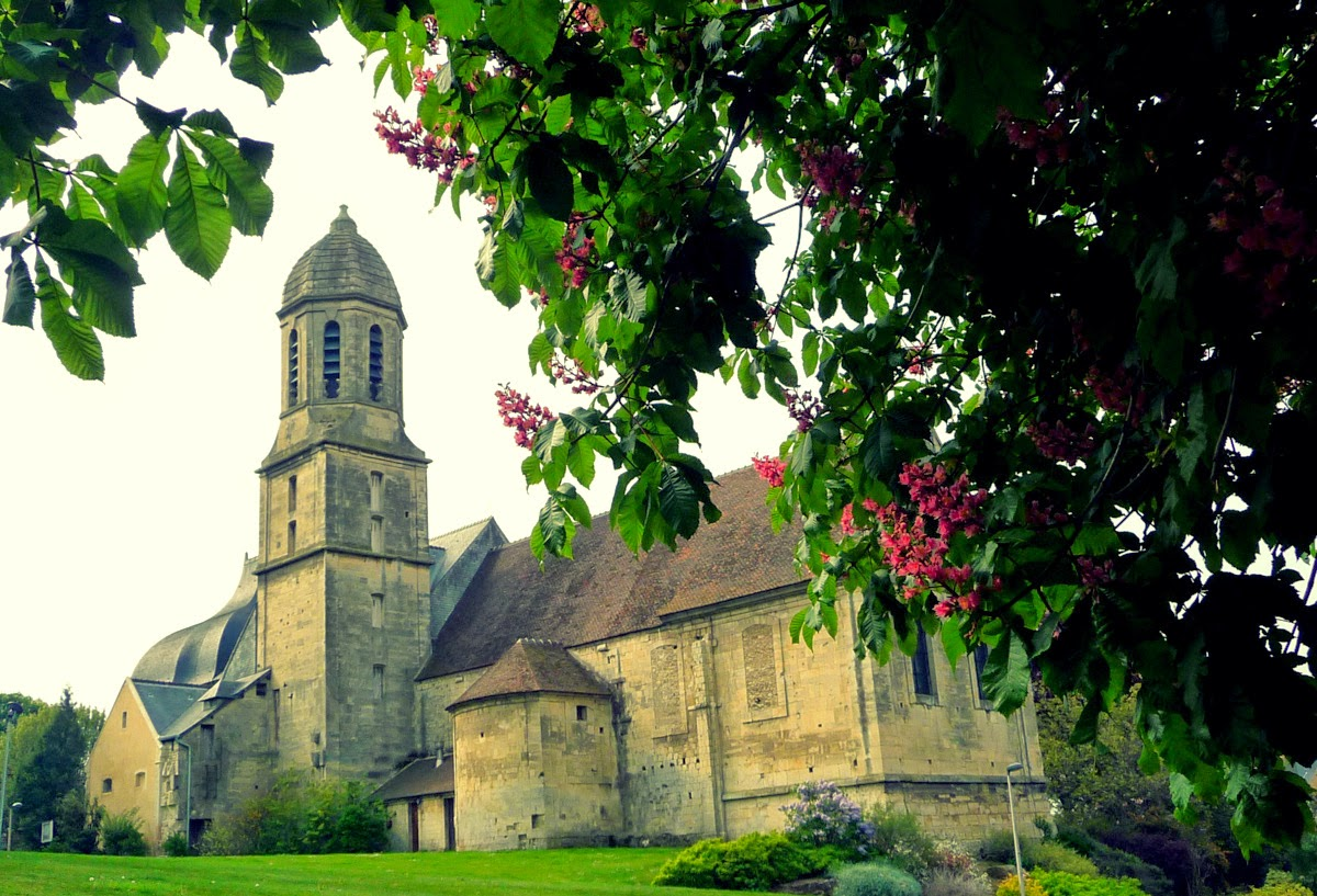 Caen - Eglise du Sépulcre