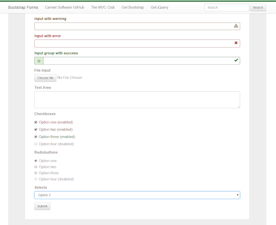 Tutorial  - Responsive Forms