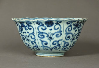 Ming Dynasty Blue and White Bowl