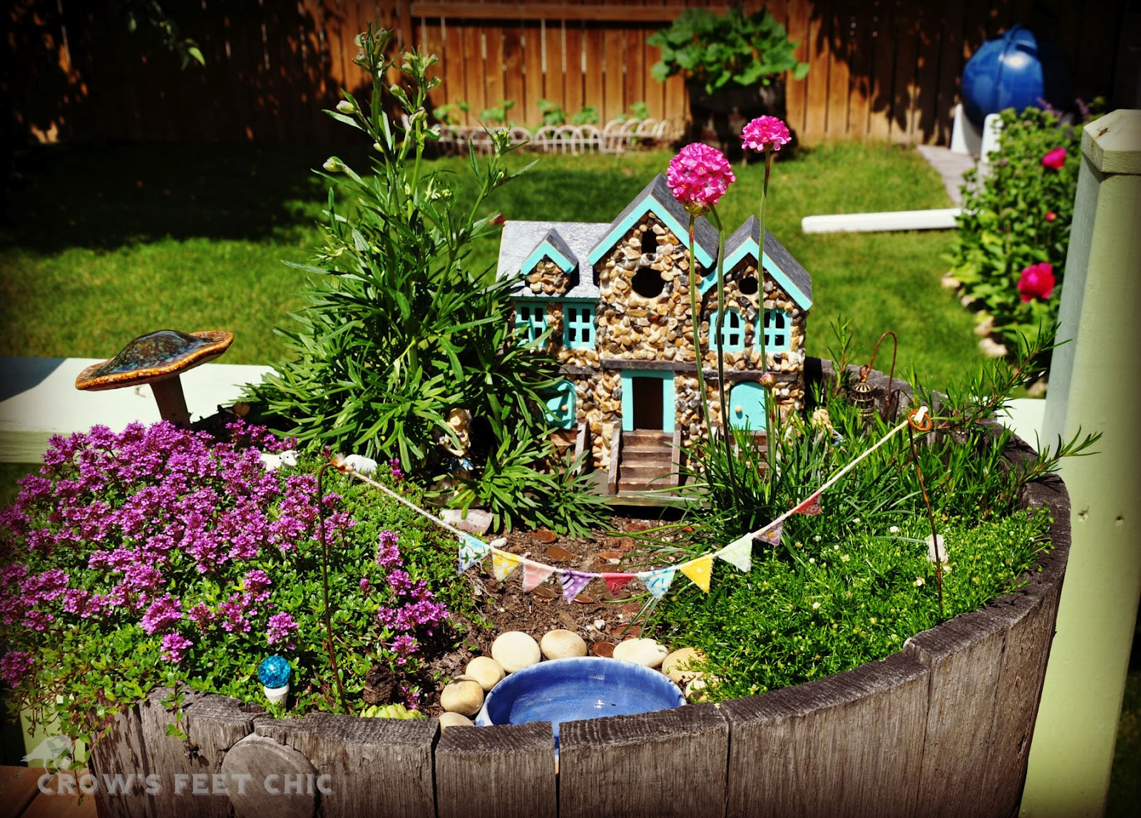 how to make mini garden gnomes