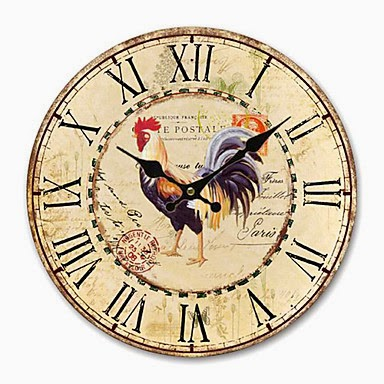 Reloj de pared Gallo