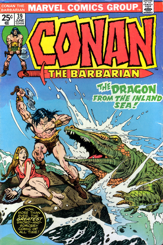 Conan the Barbarian (1970) Issue #39 #51 - English 1