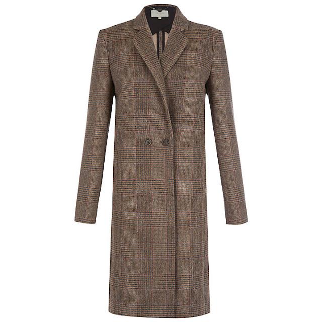 androgynous style coat
