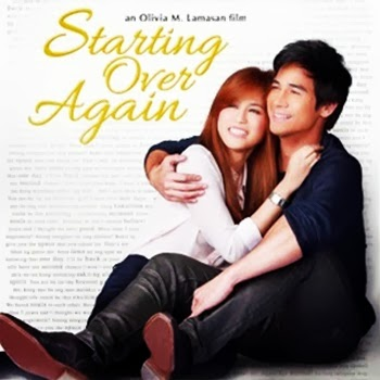 Starting Over Again Opening Gross: P20 Million at the Box Office