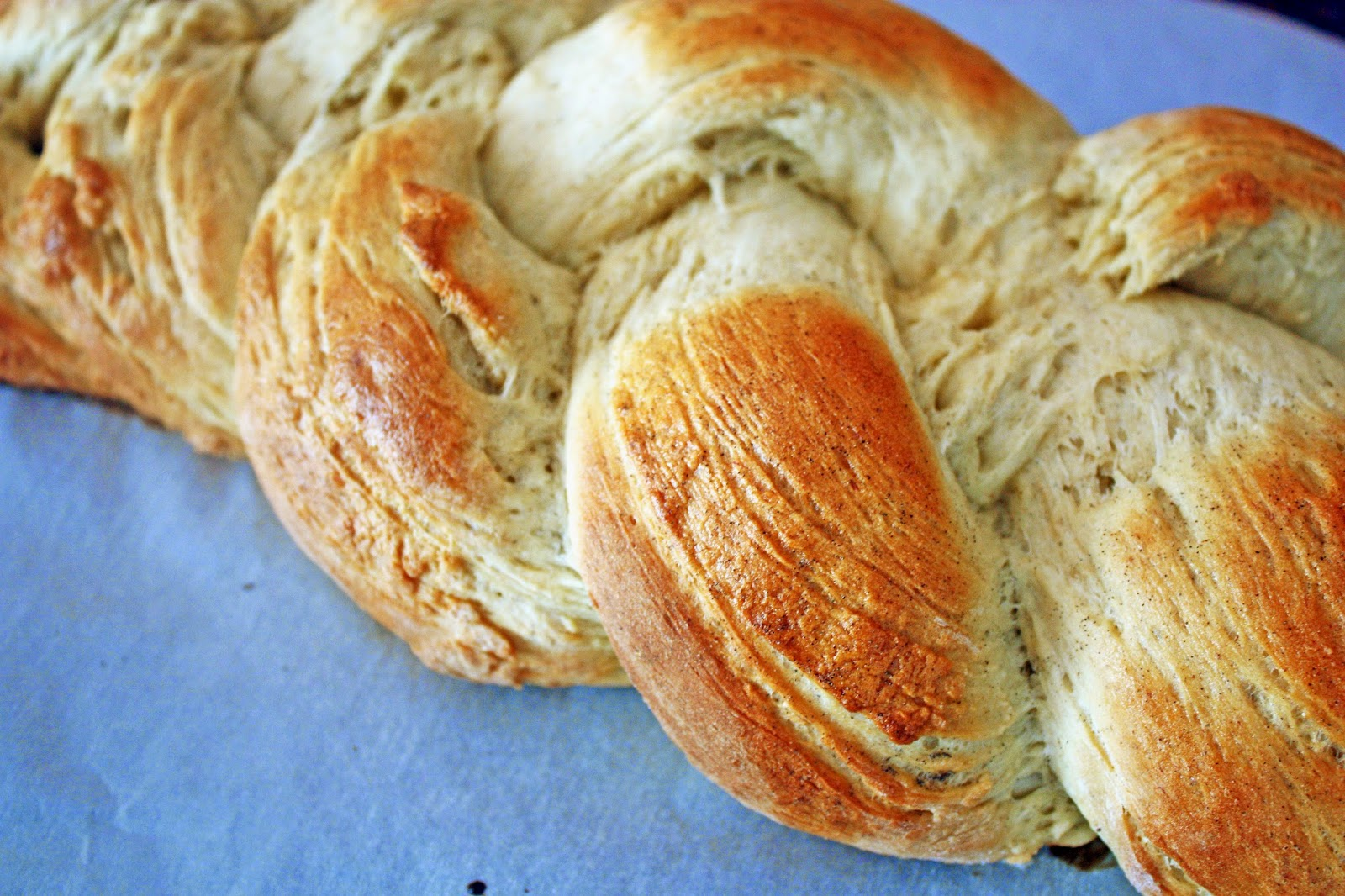 vegan pulla finnish braided cardamom bread