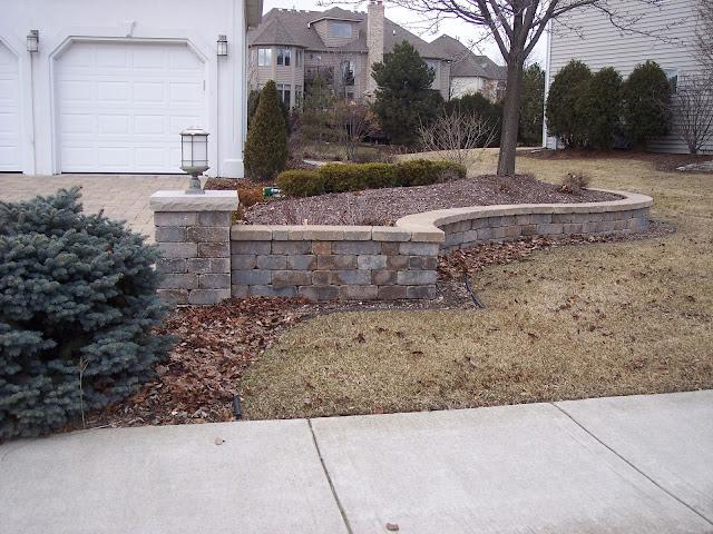 Brick Driveway Pillars8