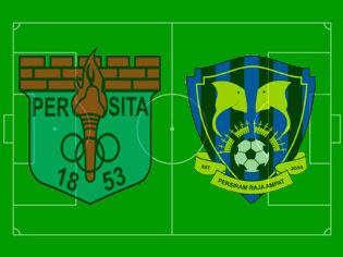 Pertandingan Persita Tangerang vs Persiram