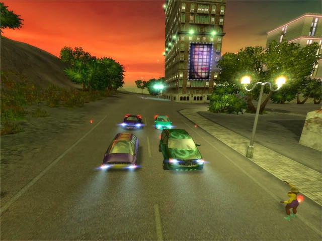 Game City Racing
