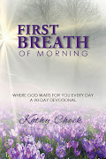 AVAILABLE NOW! Just click book cover below to order First Breath of Morning.