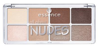palette nude essence