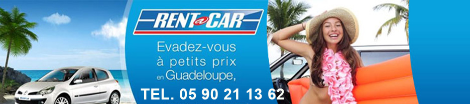 Location voiture roadtrip guadeloupe