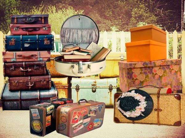 Cuando una maleta no es suficiente