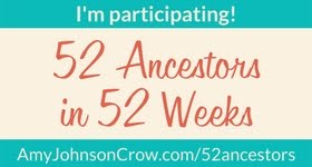 52 Ancestors 2018