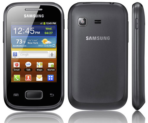 samsung galaxy pocket s5300 white black review